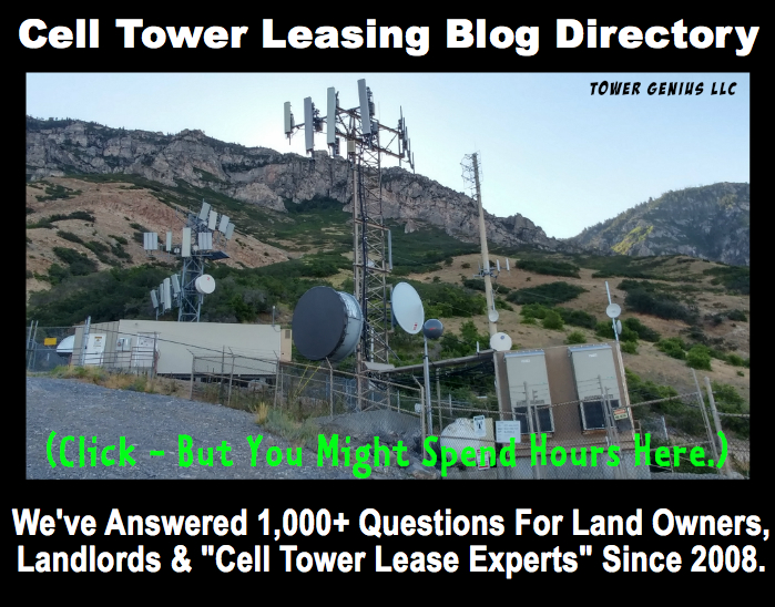 Cell Tower Lease Rates Exposed Dirty Secrets From Industry Insider