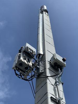 ATT small cell equipment