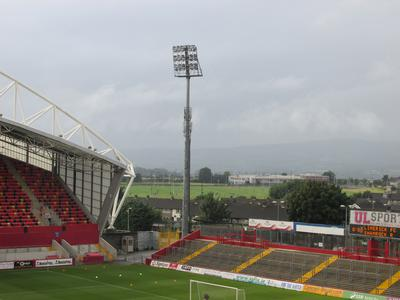 Lightpole Cell Site Thomond Park