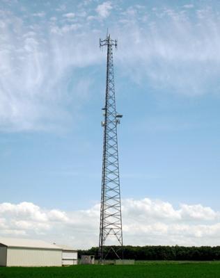 Mandaumin Rd. Lattice Tower