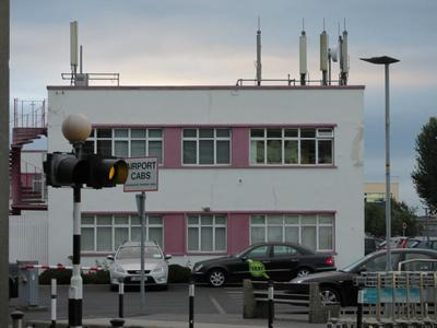 Shannon Airport, Ireland Rooftop Cell Site