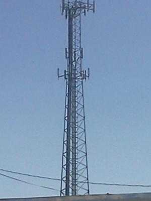 how to get a phone tower on your property