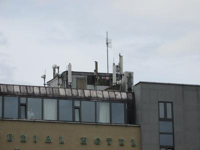 Rooftop Cell Site Galway City, Ireland